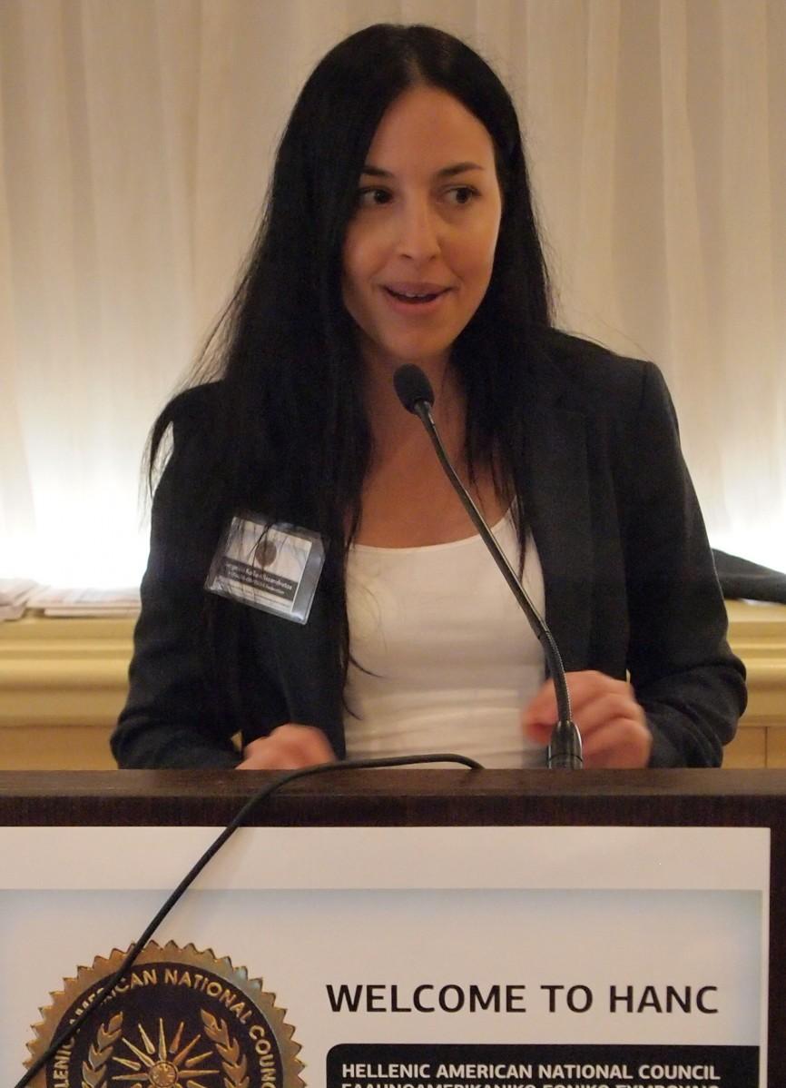 Angeliki Kolla Alissandratou