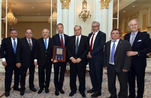 34TH ANNUAL CYPRUS CONFERENCE MOVES CYPRUS UP AMERICAN AGENDA